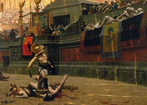 Gladiator-fights